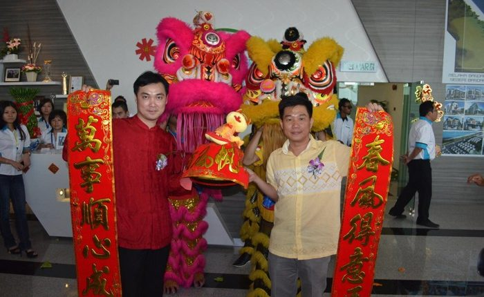 Chinese New Year Open House 2013