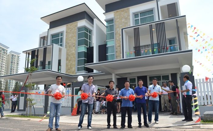 Taman Klebang Utama Sales Launch