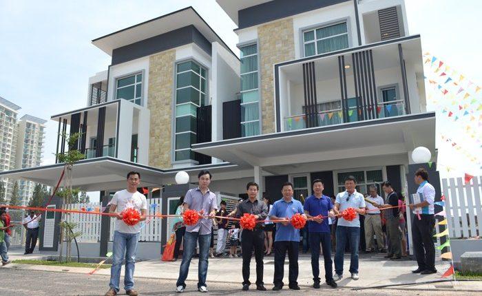 Taman Klebang Utama Sales Launch