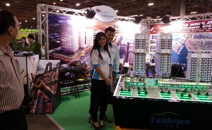 2013 Macau International Property Sales Fair